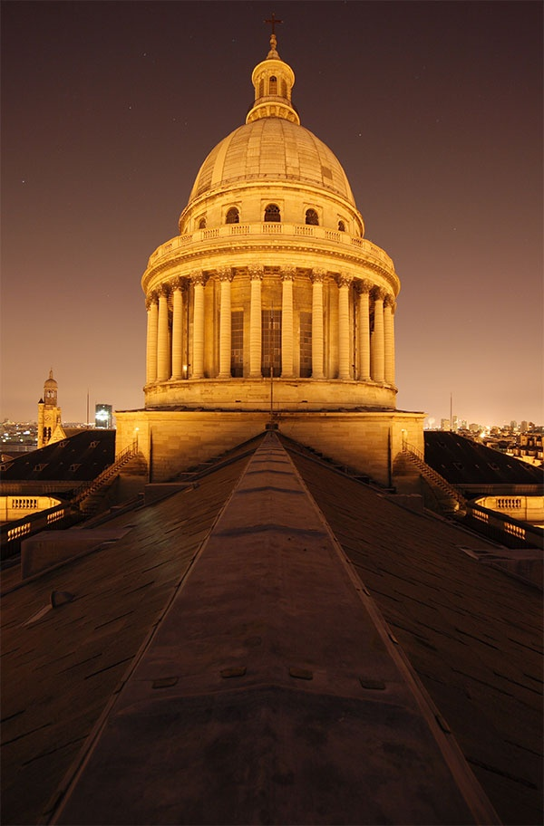 Latin Quarter, Dome of the Pantheon, 19 Place du Panthéon, Paris V