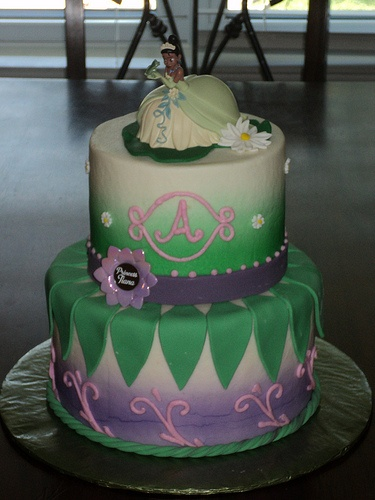 43 Best Images About Cakes Princess And The Frog On
