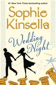 Sophie Kinsella returns with Wedding Night! (G!veaway – Canada)