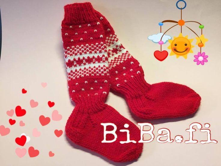 Vauvan polvisukat - BiBa