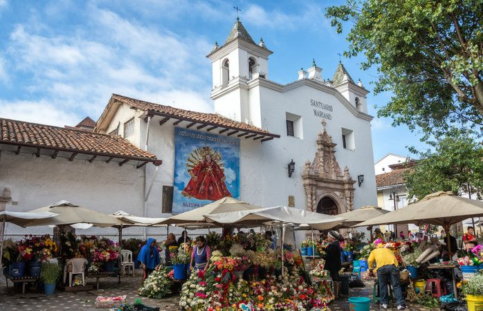 Simplicidade e belezas arquitetônicas são a marca de Cuenca, no #Equador #momondo