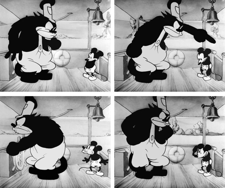 | Mickey Mouse Storyboard
