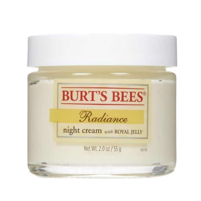 Rank & Style - Burt's Bees Radiance Night Creme with Royal Jelly #rankandstyle