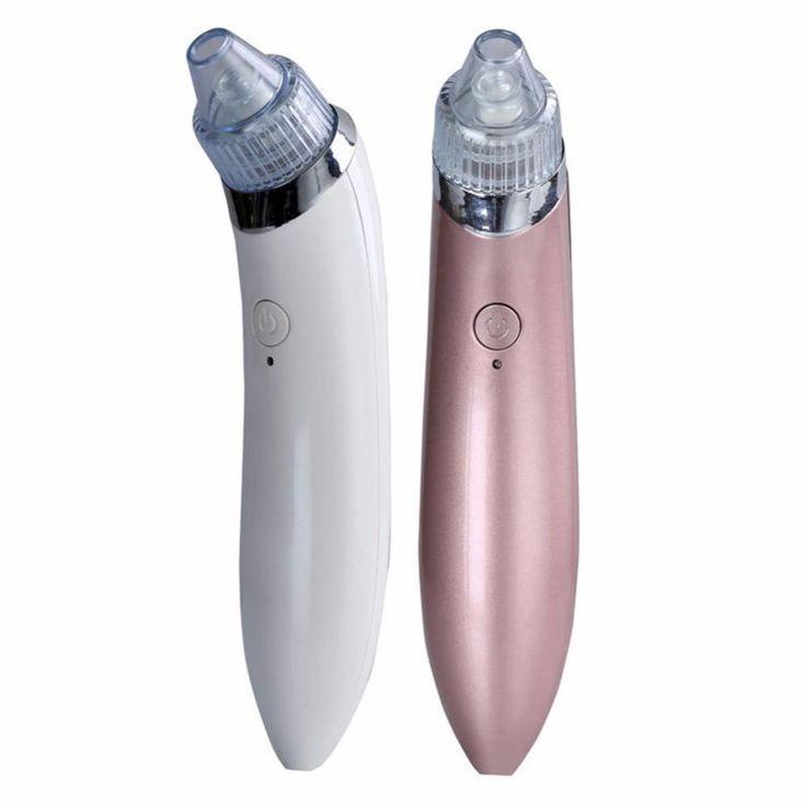 Electric Mini Handheld Dead Skin Acne Vacuum Suction Blackhead Removal Face Lifting Skin Tightening Rejuvenation
