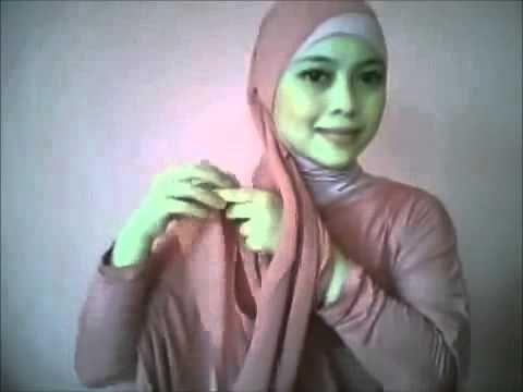 Tutorial Hijab Hana (Catatan Hati Seorang Istri)