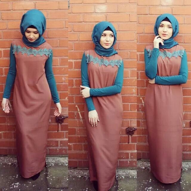 Nabiila Bee ♥ Muslimah fashion & hijab style