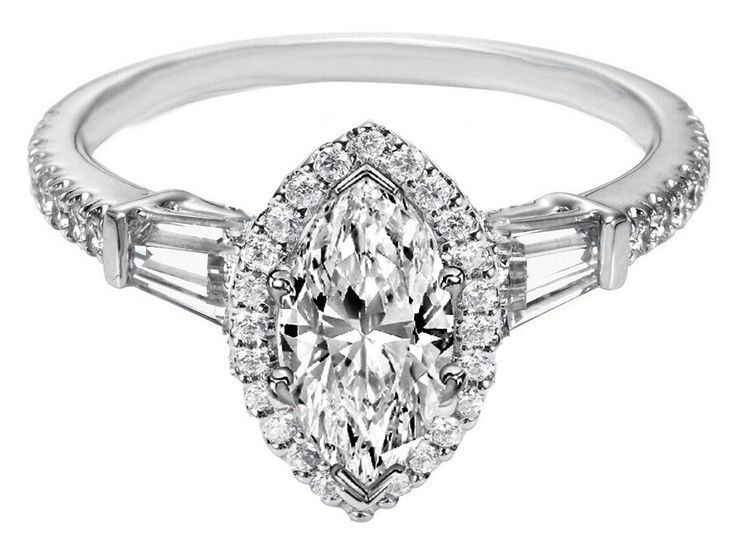 25 best ideas about Marquise Engagement Rings on Pinterest