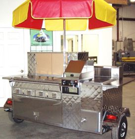 How To Start A Hot Dog Cart Business In Michigan