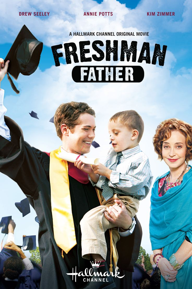freshman father hallmark | premieres in 2 weeks! Very excited for you guys to see these movies!
