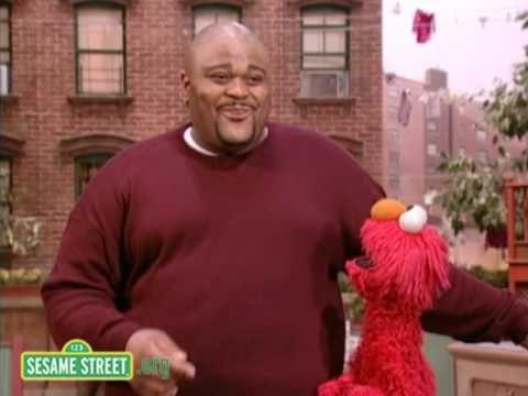 Sesame Street: Ruben Studdard And Elmo Sing Soul Alphabet