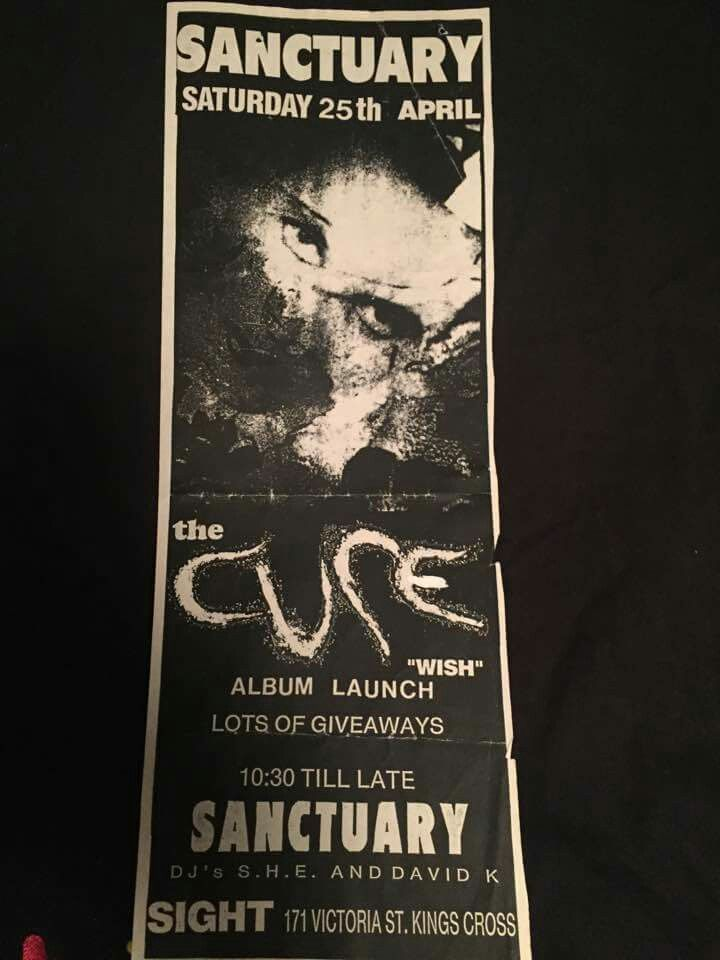 Sanctuary flyer