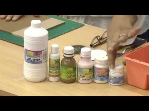 Programa Artesanato sem Segredo (23/11/15) - Caixa com juta