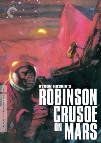 Robinson Crusoe on Mars - one of the first movies I remember seeing