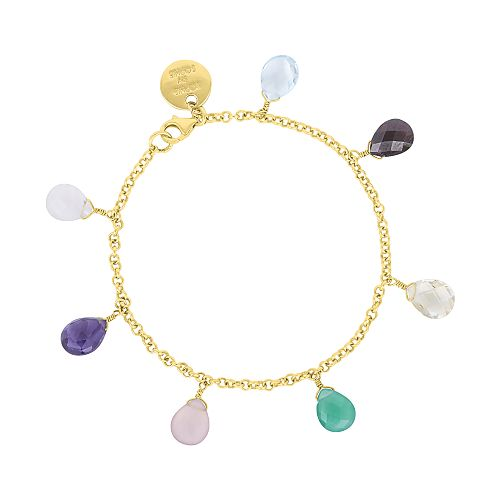 Briolette bracelet - Sophie by Sophie