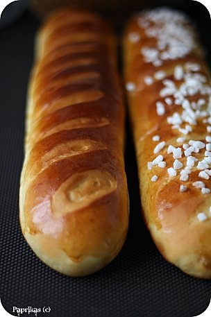 Baguettes Viennoises au Lait Ribot