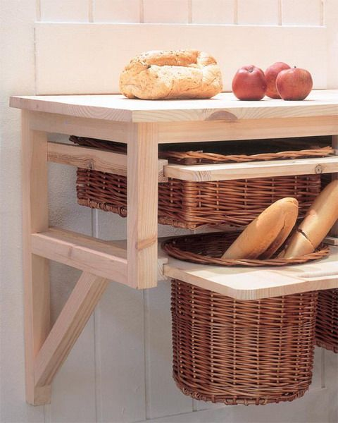 98 Best Wicker Basket Drawers 101 Images On Pinterest