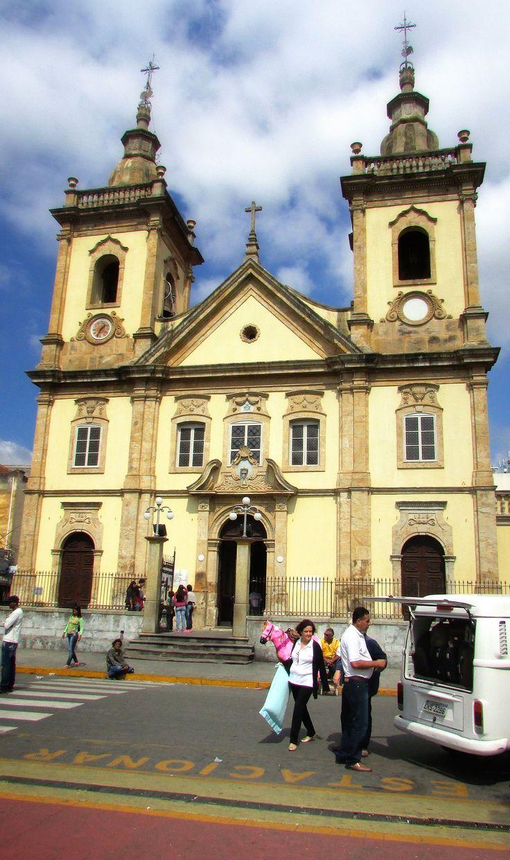 Primeira Igreja de Nossa Senhora Aparecida