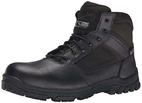 Danner Men's Lookout Side-Zip 5.5 Inch Law Enforcement Boot, Black, 9.5 D US - http://authenticboots.com/danner-mens-lookout-side-zip-5-5-inch-law-enforcement-boot-black-9-5-d-us/