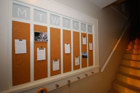 Google Image Result for http://i-cdn.apartmenttherapy.com/uimages/sf/4-14-09-seven-day-corkboard.jpg