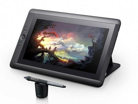 La nueva Tableta Cintiq para diseñadores.