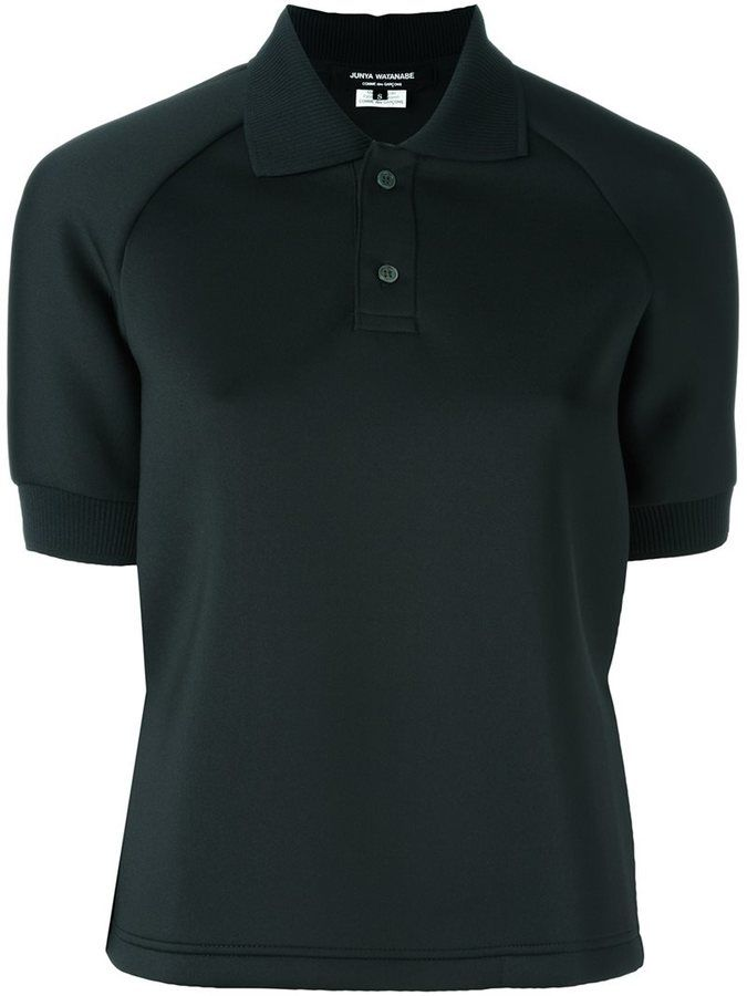 Junya Watanabe Comme Des Garçons shortsleeved polo shirt