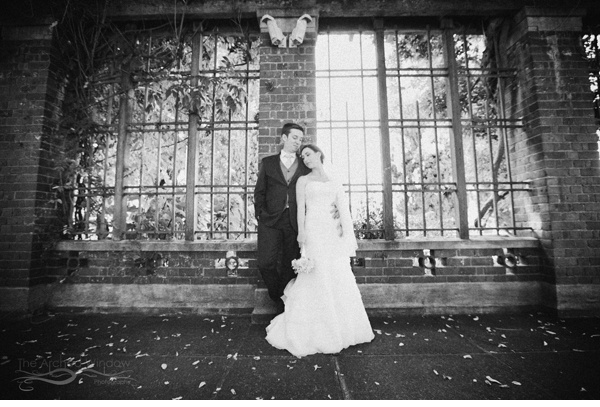 My husband and I-taken at Auckland Winter Garden's in Auckland, New Zealand on 23rd February 2013 by 'The Arched Window Photography'. international wedding photographers based on the Gold Coast