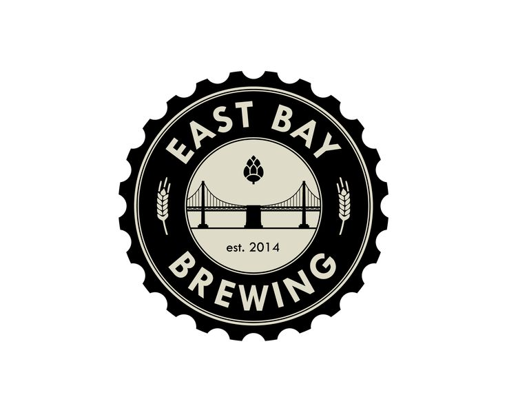 Logo Design | Eat Bay Brewing | 727 Creative Group