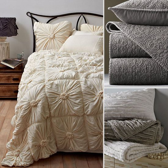 52 best Quilts and Bedding images on Pinterest   Attic, Baby crib ... : modern bedroom quilts - Adamdwight.com
