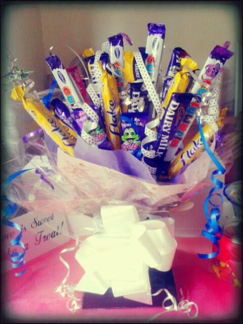 Chocolate bouquet #sweetngroovystuff #gift #sweet #candy www.facebook.com/sweetngroovystuff