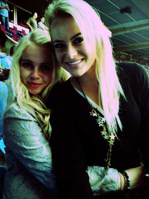 Watching the Blue bulls at Loftus ♥