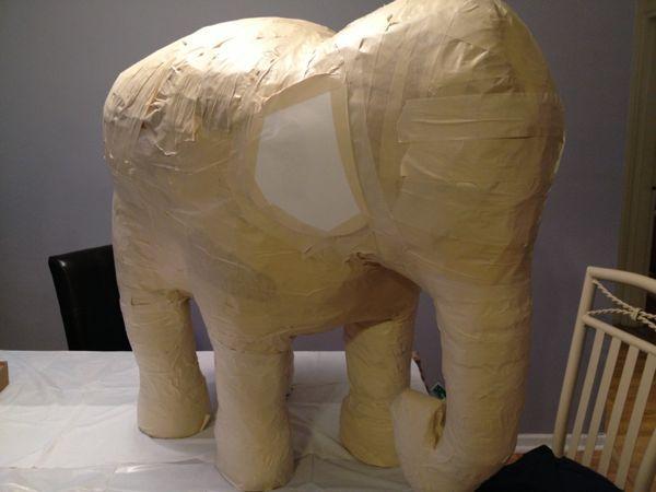 Elephant Sculpture – The Movie | Ultimate Paper Mache