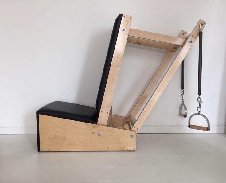 Arm Chair Pilates Gratz Pilatesmarseille All