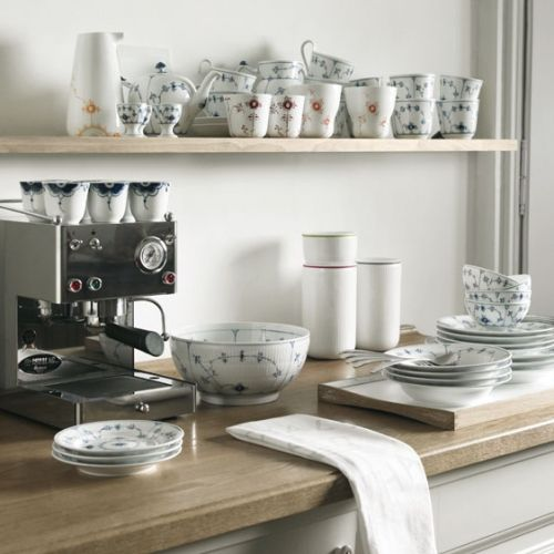 Royal Copenhagen Latte Cups