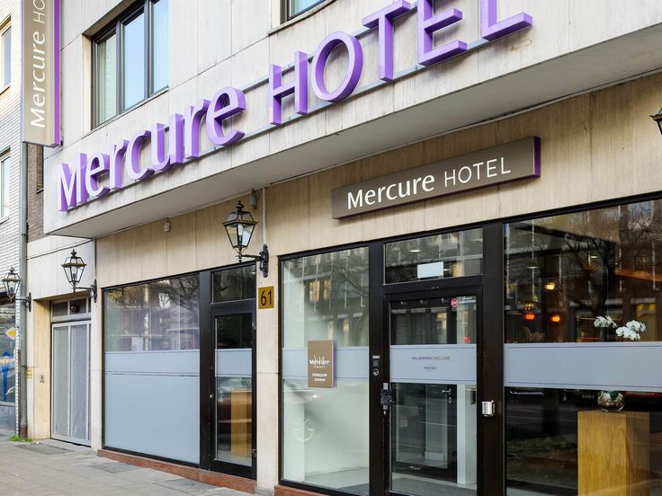 Popular Dusseldorf Mercure Hotel Duesseldorf Zentrum Germany Europe Set in a prime location of Dusseldorf