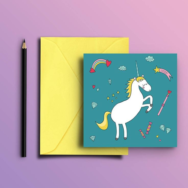 Magical Unicorn cards and cliparts are here! Find them in my #etsy shop ❤️ (link in bio)