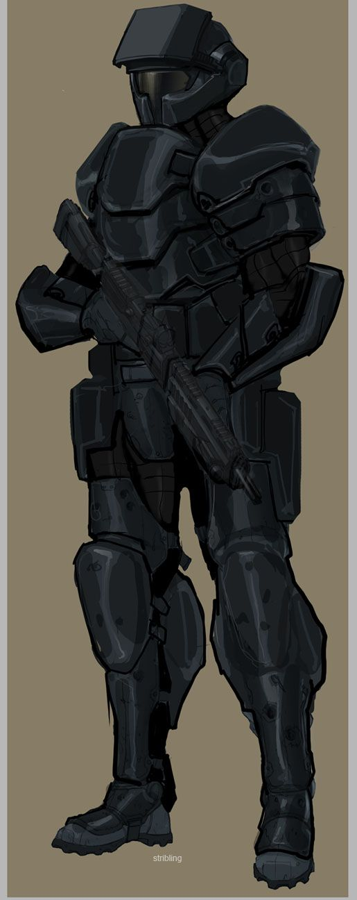 Riot Armor | Mark 2 Riot Armour (Mk2 RA) - Great shapes to incorporate into clothing designs.