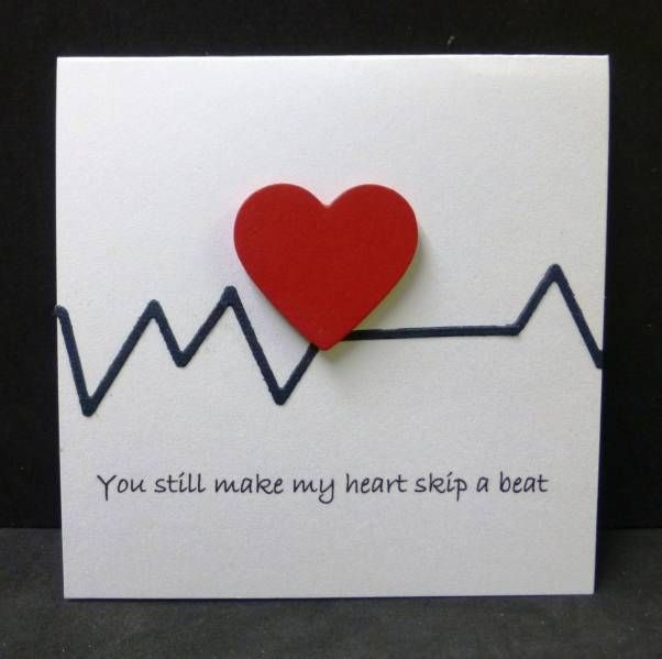 **FS308 Heartbeat Valentine by hobbydujour - Cards and Paper Crafts at Splitcoaststampers