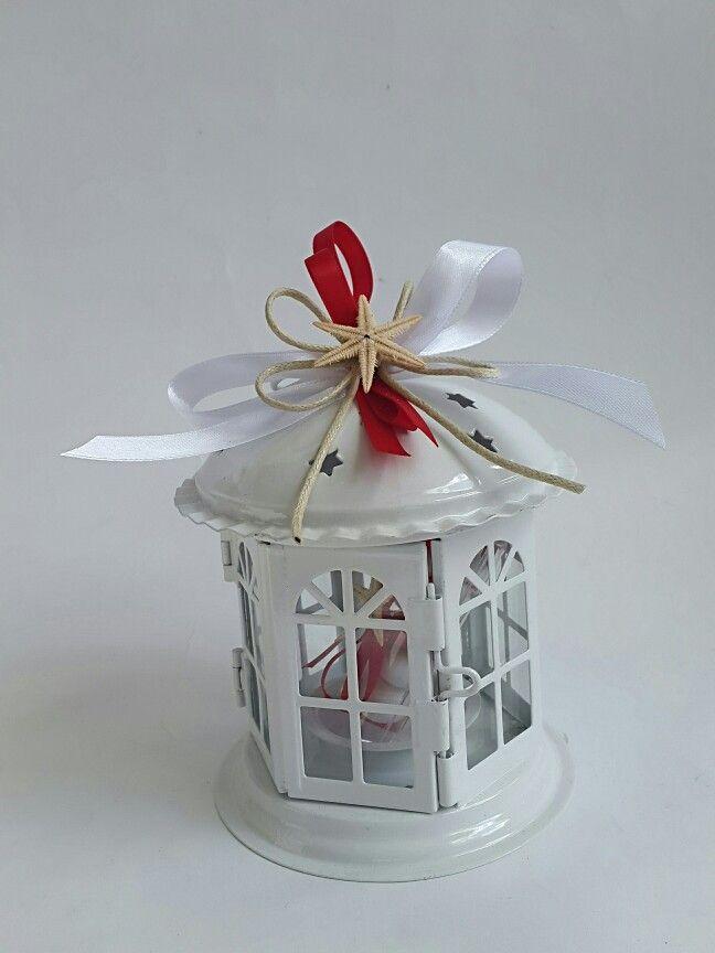 Matrimonio Tema Lanterne : Lanterna bomboniera bianca rossa per laurea ideas