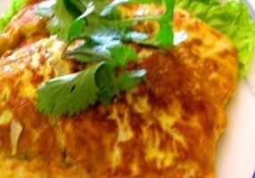 Omelette lyonnaise - Recettes - Cuisine française