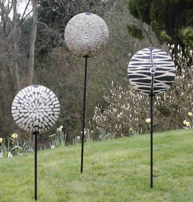 Image Detail for - . extraordinary metal lamps and annabelle munn s exquisite ceramics