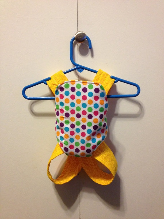 Baby Doll Carrier By Institchesbycarly On Etsy 25 00