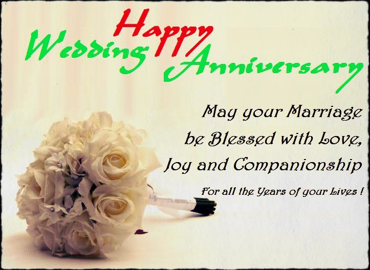 Anniversary Greetings For Couple – Anniversary Greetings, Messages And Wishes