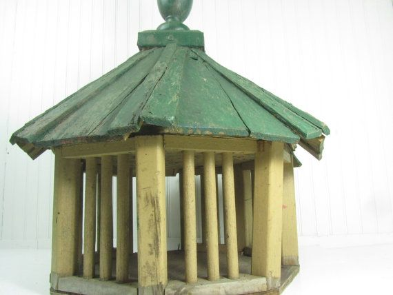 Cupola wood salvage industrial salvage by KarensChicNShabby