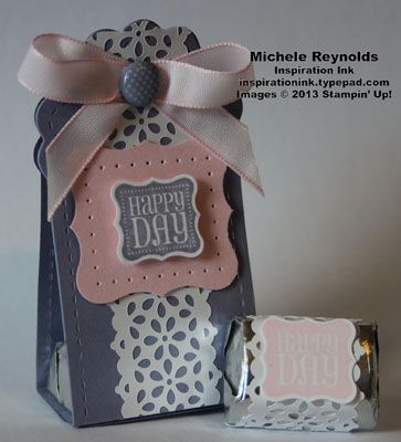 Ciao, Baby! Happy Day Candy Favor by Michelerey - Cards and Paper Crafts at Splitcoaststampers
