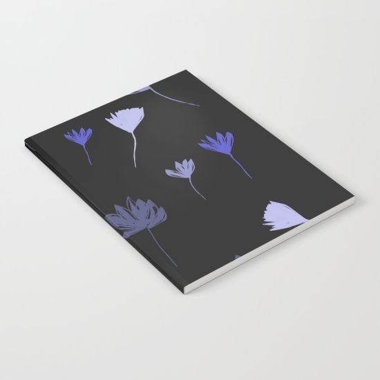 Flowers in the Night I Notebook