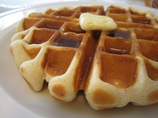 March 25 is International Waffle Day; not to be confused with National Waffle Day (August 24) or National Waffle Iron Day (June 29). While we don't understand the need for three distinct waffle days - domestic, international, gadget-oriented or otherwise - we'll find any excuse to eat ourselves into waffle...