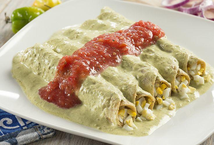 Prepara esta deliciosa receta yucateca de Papadzul Philadelphia para sorprender a todos en la hora de comer. ¡Tus platillos de ricos a deliciosos!