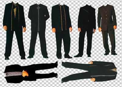 free download psd  cutting for man costume download