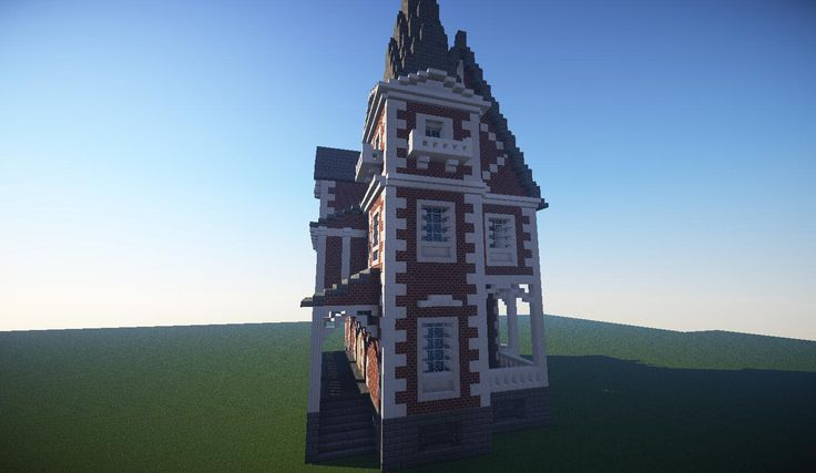Designs For A House In Minecraft
