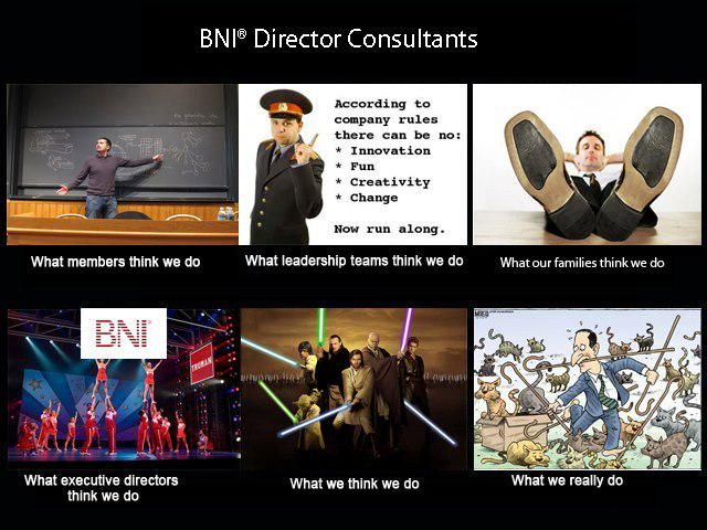 The role of a BNI Director